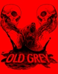 Old Grey T-Shirt Design