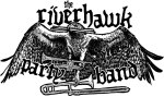riverhawk party band shirt