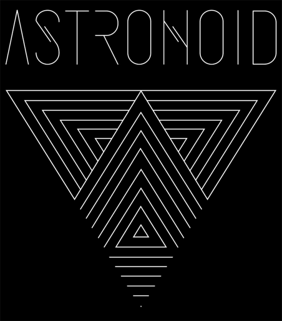 Astronoid triangle design